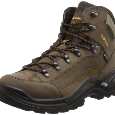 Hiking Boots - Parts and Construction