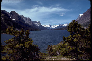 Glacier National Park. Best Hiking trails in North America