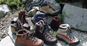 Types of Hiking Boots and Hiking Shoes